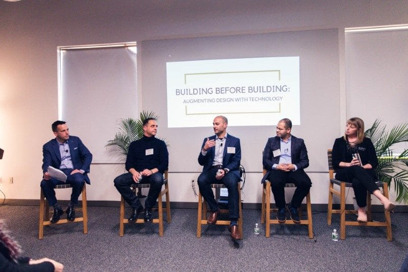 Building Before Building: Augmenting Design with Reality